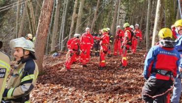 Feuerwehr Weingarten die letzten Tage gefordert