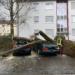 Sturmtief bringt verschiedene Einsatzlagen nach Weingarten