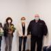 Hubert Binder in die Altersabteilung verabschiedet