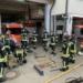 9 neue ehrenamtliche Einsatzkräfte in Weingarten ausgebildet